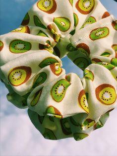 Harry Styles Kiwi inspired scrunchie Kiwi Fruit Gift   Etsy All Things Wild, Fruit Gifts, Wax Stamp, Signature Style, Scrunchies, Kiwi, Harry Styles, Dinosaur Stuffed Animal, Unique Jewelry