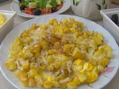 patatesli yumurta