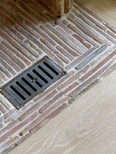 Belgian | Style | Interiors | Floor | Tiles | Antique details