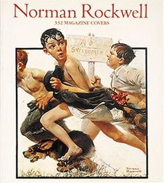 Norman Rockwell: 332 Magazine Covers (Tiny Folio) by Christopher Finch, http://www.amazon.com/dp/0789204096/ref=cm_sw_r_pi_dp_pN1trb0C79FEV