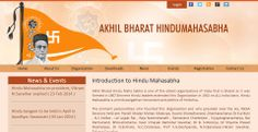 Akhil Bharat Hindu Maha Sabha is one of the oldest organizations of India that is bharat as it was formed in 1907.Eminent Hindu leaders extended this Organization in 1915 on ALL India basis. Hindu Mahasabha is a hindusangathan movement and politics of hindutva.  Visit http://abhm.org.in/