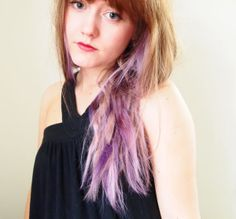 Time for Tea: Make it Mauve Monday- Hair Glare  I just attempted to recreate this! Hope it turns out as good as hers :)