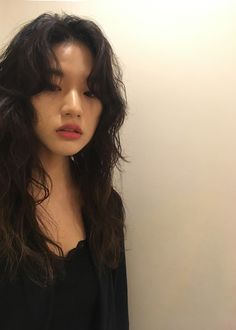 Best Picture For mermaid hair men For Your Taste You are looking for something, and it is going to t Wavy Hair, Dyed Hair, Hair Inspo, Hair Inspiration, Aesthetic Hair, Mermaid Hair, Hair Looks, Cute Hairstyles, Asian Beauty
