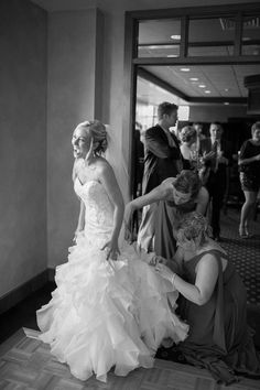 Beautiful Summer Wedding at the Green Bay Country Club