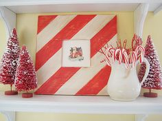Candy Cane Decorative Inspiration