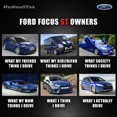 We think that's true! Would you change any photo? Have a great #week! #Ford #Focus #ST #RS #Transit #GT