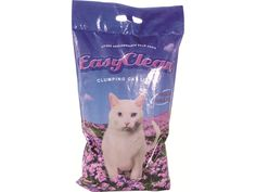 Easy Clean Clumping Cat Litter Freh Meadow 40 Pound