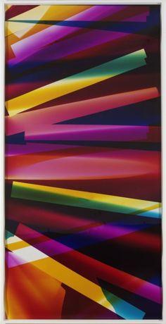Walead Beshty at Malmö Konsthall - Art Artworks Paint Photography, Photography Projects, Light Photography, Image Photography, Fine Art Photography, Abstract Photography, Art Studies, Textures Patterns, Online Art