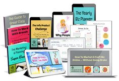 How to create eCovers / graphics for your ebooks, online classes, webinars & other virtual products. ** Includes step-by-step video!