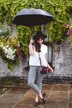 Hmmm, maybe try Ultimate Trousers in gingham?