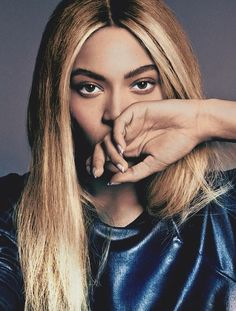 Beyoncé for TIME Magazine - color version.