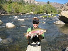 Fishing the kern river google search just shut up and for Kern river fishing