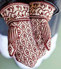 Yarn Patterns and Knitting Tutorials Damask Mittens From Jane Austen Knits.Damask Mittens From Jane Austen Knits. Knitted Mittens Pattern, Knit Mittens, Knitted Gloves, Knitting Socks, Knitting Patterns, Knitting Tutorials, Toddler Mittens, Knitting Daily, Knitting Magazine