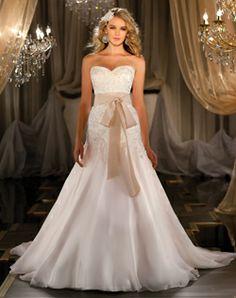 Martina Liana wedding dress