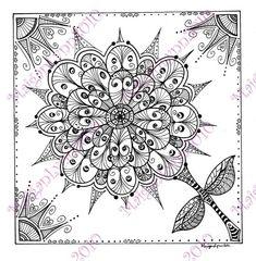 idées de Doodle 3252  coloriage à imprimer