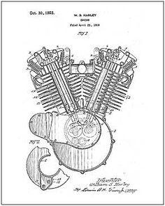 Harley Davidson Patent #harleydavidsonmotorcycles #