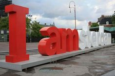 "So simple. Really like the urban typography of the ""i amsterdam"" piece."