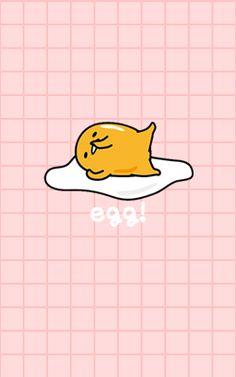 Sanrio Wallpaper, Kawaii Wallpaper, Wallpaper Iphone Cute, Cool Wallpaper, Pattern Wallpaper, Wallpaper Backgrounds, Cute Lockscreens, Japon Tokyo, Cute Egg