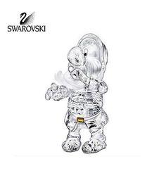 Snow White Seven Dwarfs Disney Character Authentic 1005598 Swarovski Sleepy