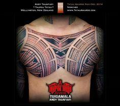 . #samoan #tattoo