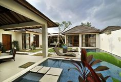 Bali Riverside Villas in Legian Seminyak are a great retreat for a property purchase or for a relaxing holiday.