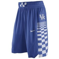 3c58086e83aa Kentucky Wildcats Nike Authentic On-Court Performance Basketball Shorts -  Royal