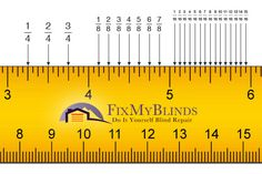 how to read a tape measure - Bing images