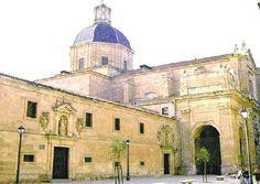 Iglesia de la Purísima, Salamanca España.