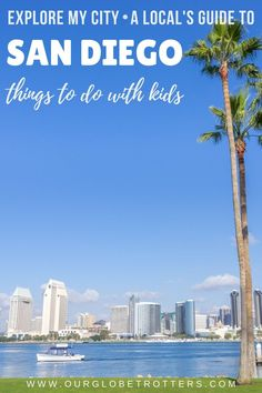 5 Fun family things you must do when you visit San Diego.  An insiders guide to San Diego with Kids | San Diego California | USA Family Vacation ideas San Diego Area, San Diego Zoo, Visit San Diego, San Diego Living, California Usa, Vacation Ideas, Family Travel, Travel Destinations, National Parks