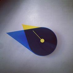 'birdy' clock