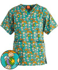 cd1823f546a 64 Best Daycare Scrubs images in 2019 | Scrub tops, Cherokee ...