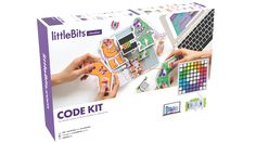 littleBits' new kit teaches kids to build and code electronic games