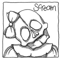 Beccy's Place: Scream...