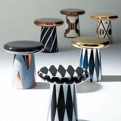 Mesas T-Table, de Jaime Hayón