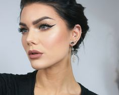 【ρinterest: ⚜ LizSanez✫☽】     //♡ Linda Hallberg Makeup - milkyway