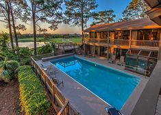 This home offers some of the most spectacular lagoon and golf views from every room and is only a 3 minute walk to the beautiful Atlantic Ocean beaches. Vacation Rentals, Live In Style, Hilton Head Island, Outdoor Pool, Ideal Home, Trip Advisor, Condo, Villa