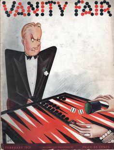 Vanity Fair, Feb 1931
