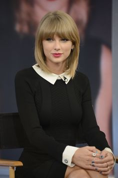 WERK IT GIRL. Taylor Swift talks about her new album on GMA! WATCH: http://abcn.ws/1wD1Zwc