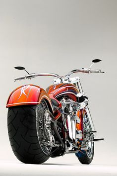 Motorcycle by Walter G. Arce, via Flickr