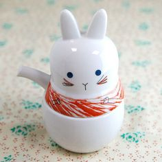 Animal Mini Pot by Shinzi Katoh