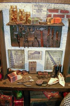 Good Sam Showcase of Miniatures: At the Show - More Wright Guide Accessories
