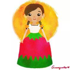 Folklor Mexicano - Guanajuato