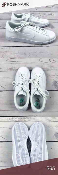 size 40 62fb4 c3fdd NWOB Nike Tennis Classic CS Mens Size Brand new without box men s Nike  Tennis Classic CS white on white sneaker.