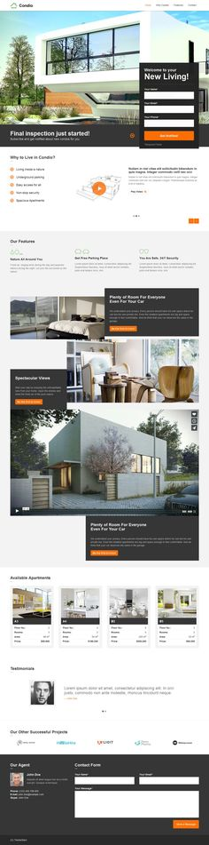 Condio - Real Estate One Page & Landing Page HTML Template   Buy and Download: http://themeforest.net/item/condio-real-estate-one-page-landing-page-html/7650788?WT.ac=category_thumb&WT.z_author=ThemeStarz&ref=ksioks