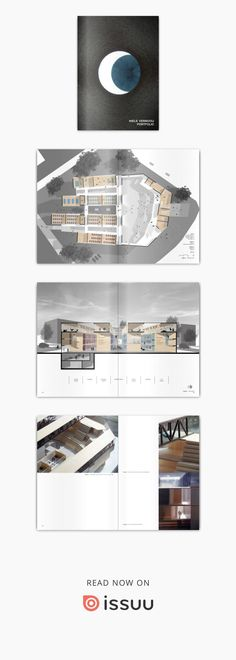 30 Best Portfolios images in 2019   Architectural drawings