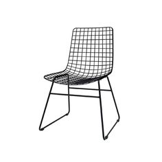 Metalen draad stoel | Stoelen | Sissy-Boy Online store
