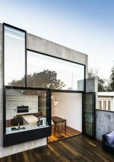 Stunning properties using  glass to the maximum #architecture #architect #design #construction #glass