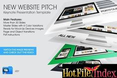 New Website Pitch From HotFileIndex