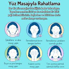 Yüz Masajıyla Rahatlama… | ZAMAZİNGO