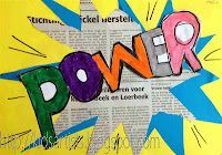 Kids Artists: Comics .... In the style of Roy Lichtenstein